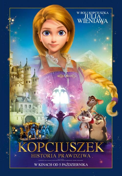 Kopciuszek Historia prawdziwa / Cinderella and the Secret Prince (2018) ᴅᴜʙʙɪɴɢ ᴘʟ - Filmy | Forum GSMX 📱