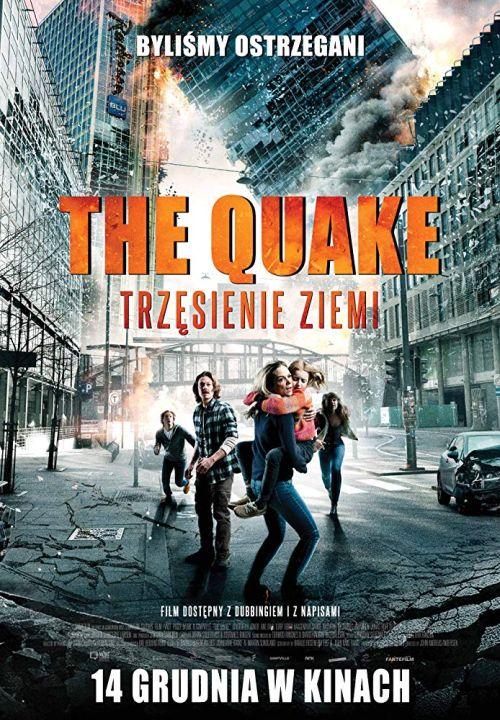 The Quake Trzęsienie ziemi / Skjelvet (2018) Dubbing PL - Filmy   Forum GSM 📱