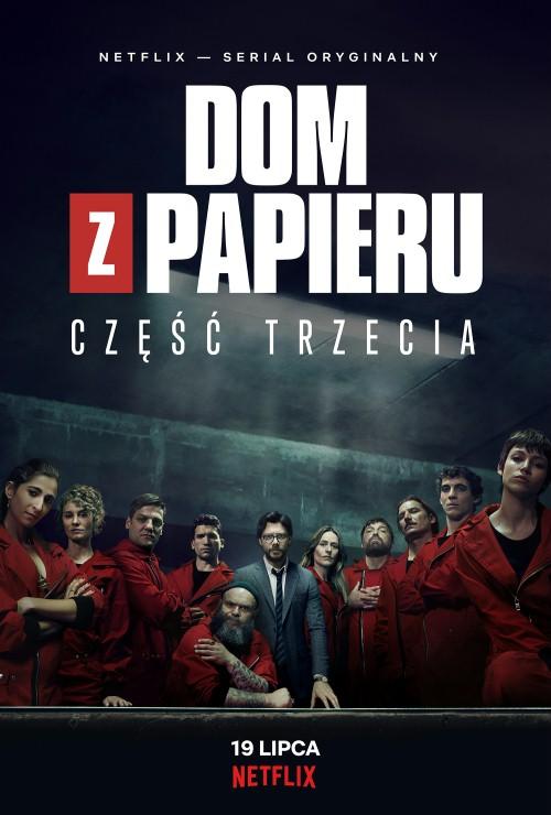 Dom z papieru / La casa de papel (2019) {Sezon 3} ʟᴇᴋᴛᴏʀ ᴘʟ 1080ᴘ - Filmy | Forum GSMX 📱