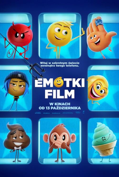 Emotki Film / The Emoji Movie (2017) ᴅᴜʙʙɪɴɢ ᴘʟ 720ᴘ - Filmy | Forum GSMX 📱