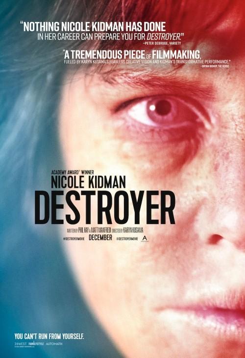 Niszczycielka / Destroyer (2018) ʟᴇᴋᴛᴏʀ ᴘʟ - Filmy | Forum GSMX 📱