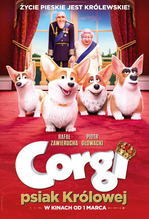 Corgi, psiak Królowej / The Queen's Corgi (2019) ᴅᴜʙʙɪɴɢ ᴘʟ 720ᴘ - Filmy | Forum GSMX 📱