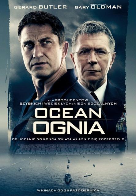 Ocean ognia / Hunter Killer (2018) ʟᴇᴋᴛᴏʀ ᴘʟ - Filmy | Forum GSMX 📱