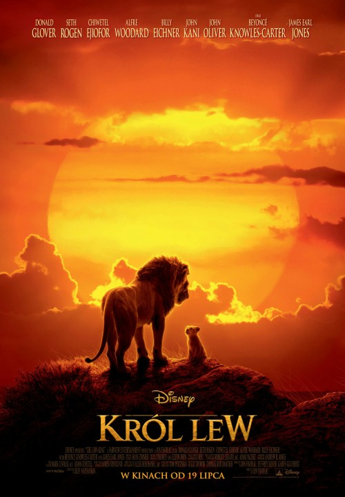 Król Lew / The Lion King (2019) ᴅᴜʙʙɪɴɢ ᴘʟ 720ᴘ - Filmy | Forum GSMX 📱