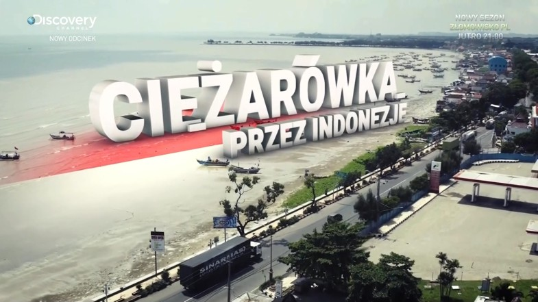 Ciężarówką przez Indonezję PL (2019) {Sezon 1} 720ᴘ / 1080ᴘ - Filmy | Forum GSMX 📱