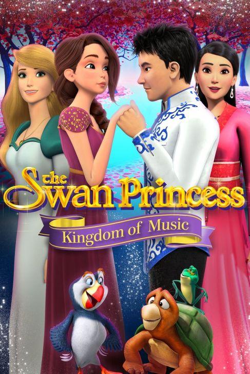 Księżniczka Łabędzi i królestwo muzyki / The Swan Princess Kingdom of Music (2019) Dubbing PL - Filmy | Forum GSM 📱