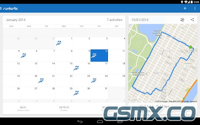 Runtastic PRO - Aplikacje Android   Forum GSMX 📱